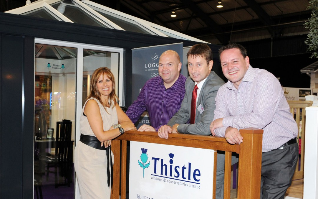 Thistle Windows Sponsors Aberdeen's First Scottish Home Show