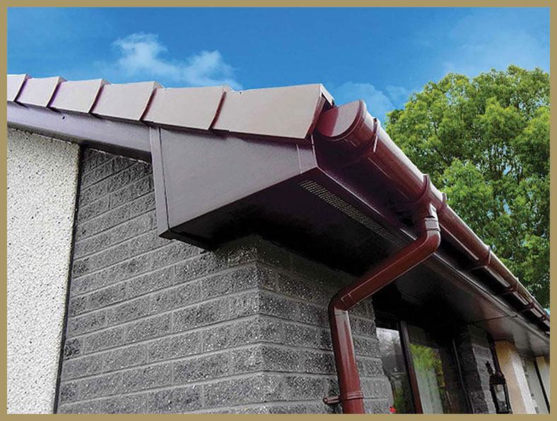 uPVC Roofline, Cladding, Soffits & Fascias Aberdeen, Aberdeenshire & North East Scotland