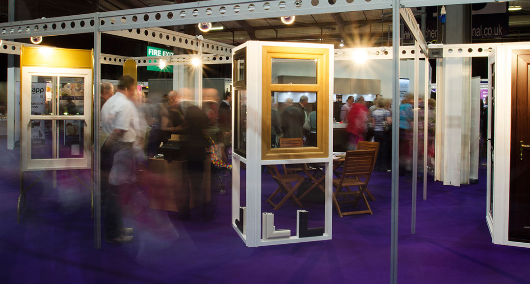 Thistle Windows Scottish Home Show