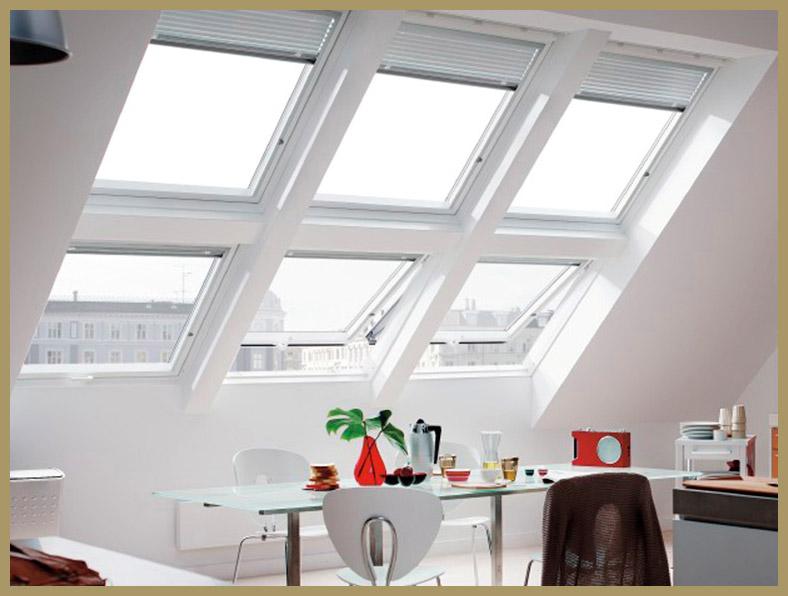 VELUX Roof Windows Aberdeenshire, Aberdeen & North East Scotland