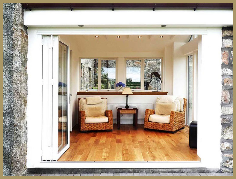 uPVC Bifold Doors Aberdeen, Aberdeenshire & North East Scotland