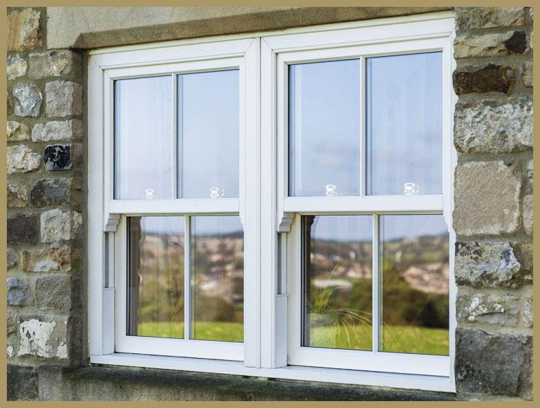 uPVC Sash Windows Aberdeen, Aberdeenshire & North East Scotland