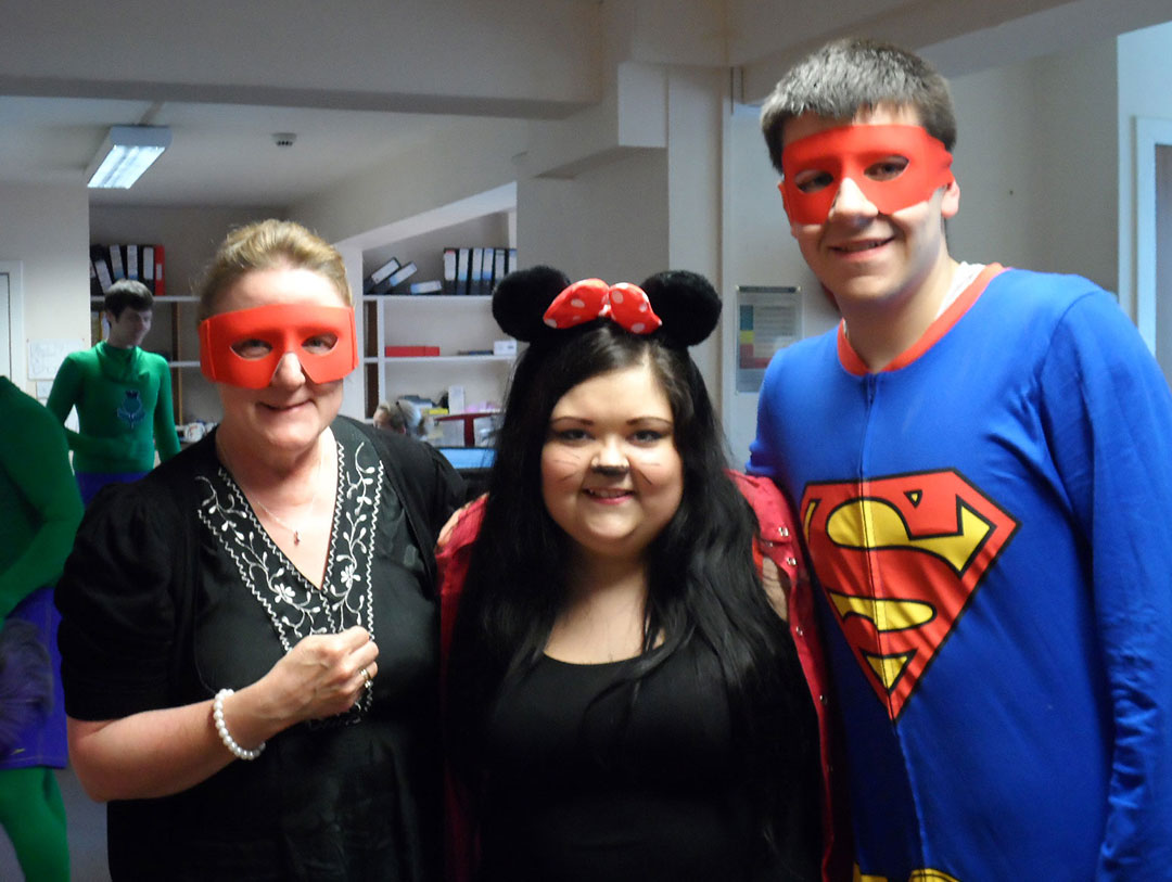Thistle Windows Northsound Cash For Kids Superhero Day