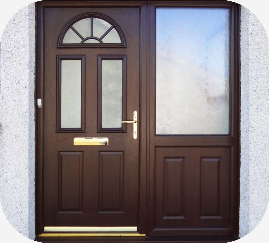 High quality replacement doors thistle windows aberdeen for Upvc doors scotland