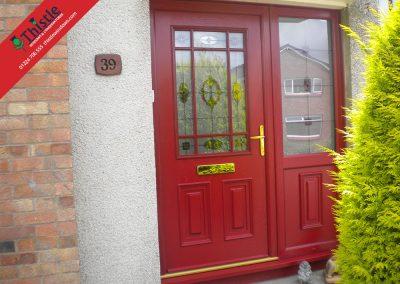 Palladio Doors Aberdeen, Aberdeenshire & North East Scotland: Installation Example 1