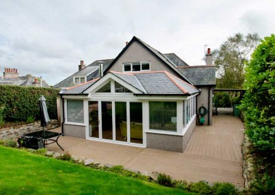 Porches Sunrooms Home Extensions Aberdeen, Aberdeenshire Installation Example 1