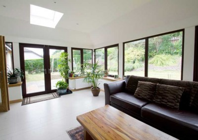 Porches Sunrooms Home Extensions Aberdeen, Aberdeenshire Installation Example 13