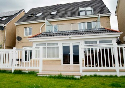 Porches Sunrooms Home Extensions Aberdeen, Aberdeenshire Installation Example 14