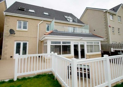 Porches Sunrooms Home Extensions Aberdeen, Aberdeenshire Installation Example 15