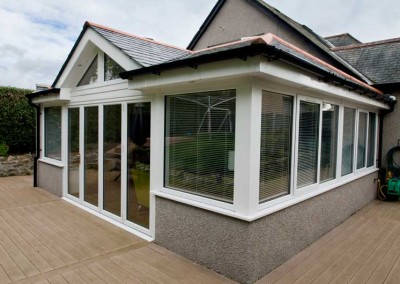 Porches Sunrooms Home Extensions Aberdeen, Aberdeenshire Installation Example 2