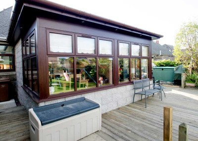 Porches Sunrooms Home Extensions Aberdeen, Aberdeenshire Installation Example 23