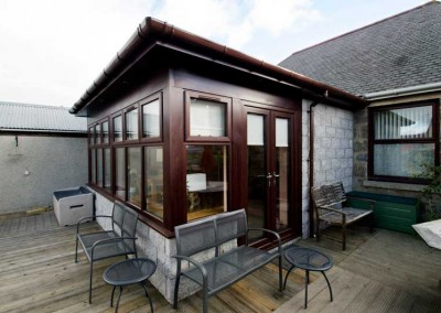 Porches Sunrooms Home Extensions Aberdeen, Aberdeenshire Installation Example 24