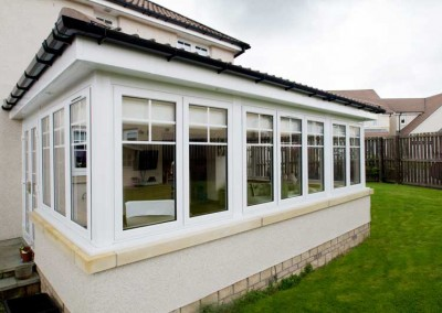 Porches Sunrooms Home Extensions Aberdeen, Aberdeenshire Installation Example 29