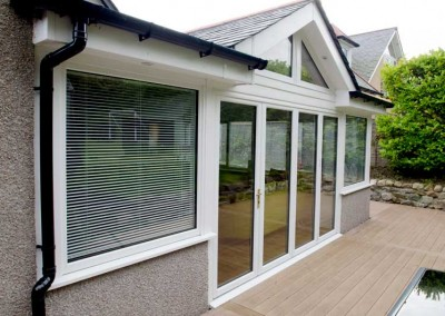 Porches Sunrooms Home Extensions Aberdeen, Aberdeenshire Installation Example 3
