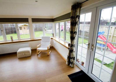 Porches Sunrooms Home Extensions Aberdeen, Aberdeenshire Installation Example 35