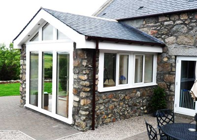 Porches Sunrooms Home Extensions Aberdeen, Aberdeenshire Installation Example 39
