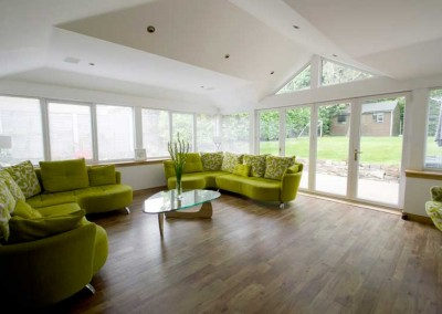 Porches Sunrooms Home Extensions Aberdeen, Aberdeenshire Installation Example 4