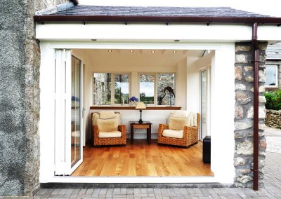 Porches Sunrooms Home Extensions Aberdeen, Aberdeenshire Installation Example 40