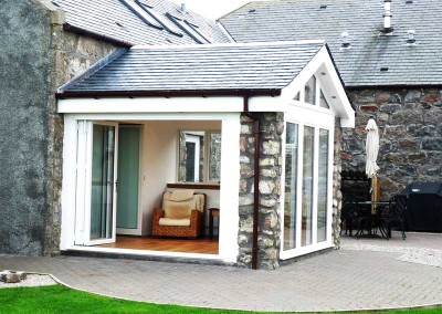 Porches Sunrooms Home Extensions Aberdeen, Aberdeenshire Installation Example 41