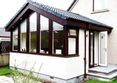 Porches Sunrooms Home Extensions Aberdeen, Aberdeenshire Installation Example 45