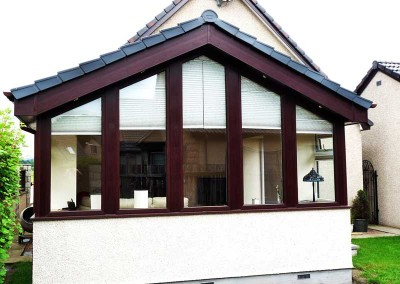 Porches Sunrooms Home Extensions Aberdeen, Aberdeenshire Installation Example 46