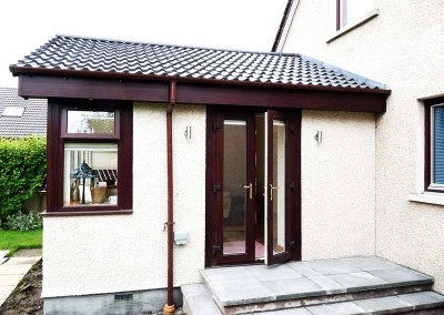 Porches Sunrooms Home Extensions Aberdeen, Aberdeenshire Installation Example 47