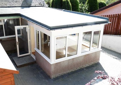 Porches Sunrooms Home Extensions Aberdeen, Aberdeenshire Installation Example 52