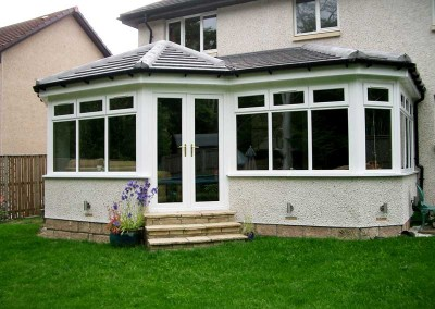 Porches Sunrooms Home Extensions Aberdeen, Aberdeenshire Installation Example 62