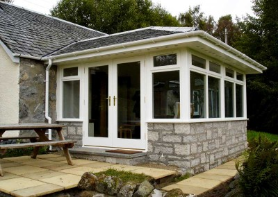 Porches Sunrooms Home Extensions Aberdeen, Aberdeenshire Installation Example 64