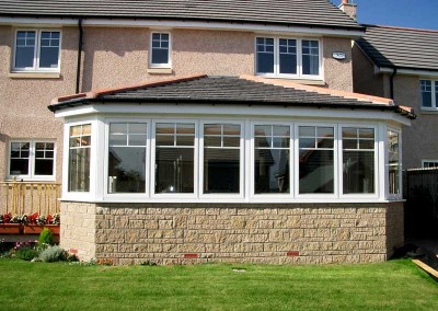 Porches Sunrooms Home Extensions Aberdeen, Aberdeenshire Installation Example 67