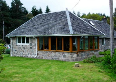Porches Sunrooms Home Extensions Aberdeen, Aberdeenshire Installation Example 69
