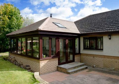 Porches Sunrooms Home Extensions Aberdeen, Aberdeenshire Installation Example 7
