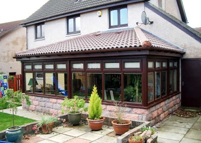 Porches Sunrooms Home Extensions Aberdeen, Aberdeenshire Installation Example 70