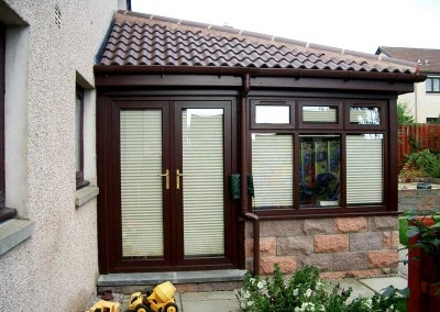 Porches Sunrooms Home Extensions Aberdeen, Aberdeenshire Installation Example 71