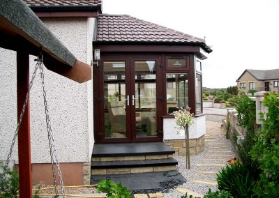 Porches Sunrooms Home Extensions Aberdeen, Aberdeenshire Installation Example 72