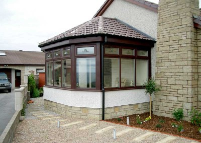 Porches Sunrooms Home Extensions Aberdeen, Aberdeenshire Installation Example 73