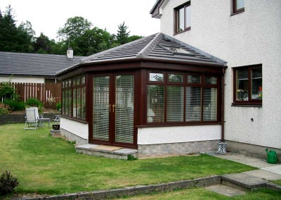 Porches Sunrooms Home Extensions Aberdeen, Aberdeenshire Installation Example 74