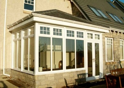 Porches Sunrooms Home Extensions Aberdeen, Aberdeenshire Installation Example 78