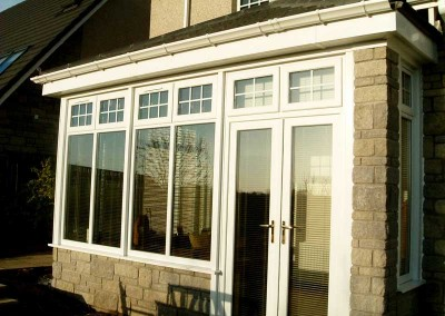 Porches Sunrooms Home Extensions Aberdeen, Aberdeenshire Installation Example 79