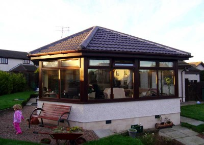 Porches Sunrooms Home Extensions Aberdeen, Aberdeenshire Installation Example 82