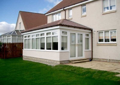 Porches Sunrooms Home Extensions Aberdeen, Aberdeenshire Installation Example 83