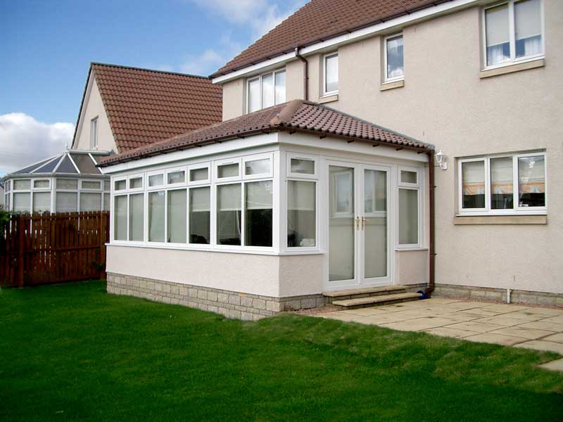 Sunrooms and home extensions aberdeen thistle windows Home decorators aberdeen