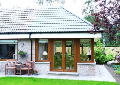 Porches Sunrooms Home Extensions Aberdeen, Aberdeenshire Installation Example 85