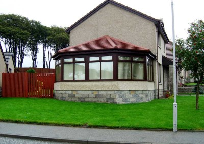 Porches Sunrooms Home Extensions Aberdeen, Aberdeenshire Installation Example 88