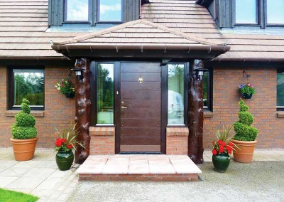 Porches Sunrooms Home Extensions Aberdeen, Aberdeenshire Installation Example 89