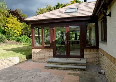 Porches Sunrooms Home Extensions Aberdeen, Aberdeenshire Installation Example 9