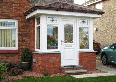 Porches Sunrooms Home Extensions Aberdeen, Aberdeenshire Installation Example 91