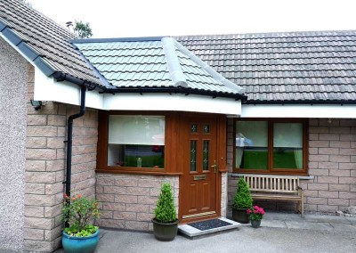 Porches Sunrooms Home Extensions Aberdeen, Aberdeenshire Installation Example 94