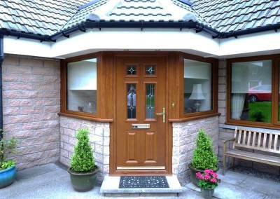 Porches Sunrooms Home Extensions Aberdeen, Aberdeenshire Installation Example 95
