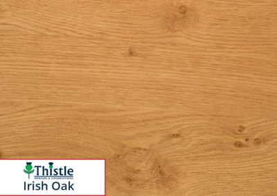 Double Glazed & Triple Glazed uPVC Windows: Irish Oak